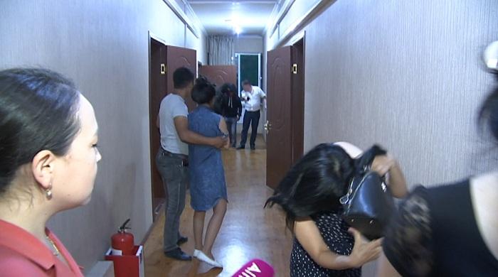 Почти 500 «ночных бабочек» задержали с начала июля в одном районе Алматы