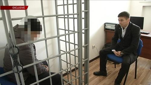 Полицейские Алматинской области задержали группу таксистов-грабителей
