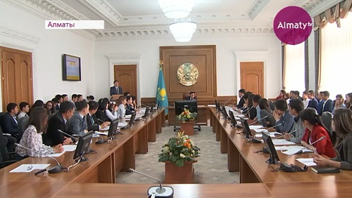 В Алматы хотят создать для молодежи центры адаптации и карьеры