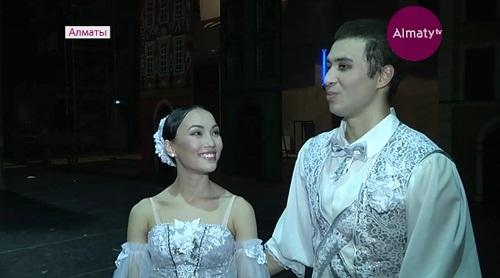 """В ГАТОБ им. Абая после 80-летнего перерыва поставили балет """"Коппелия"""""""