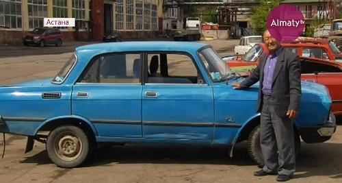 В Казахстане продолжается утилизация старых авто