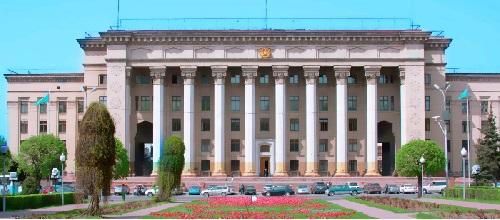 Алматы қаласында орналасқан жоғарғы оқу орындарына шолу
