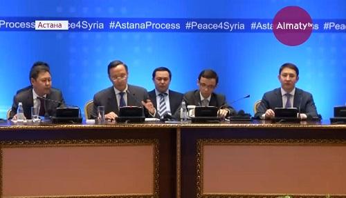 В Астане договорились о проведении Конгресса национального примирения