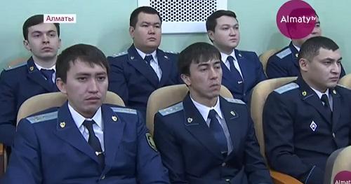 Прокуроры, адвокаты, психологи будут теперь работать в Алматы в одном офисе