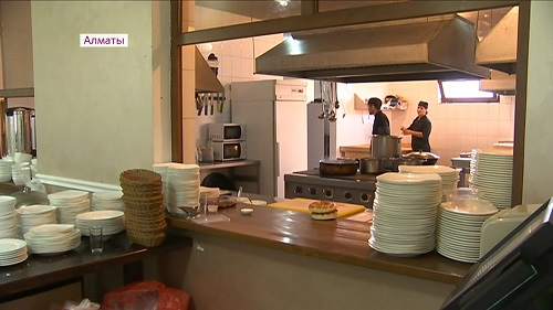 Процветающие рестораны Алматы - в списке нарушителей