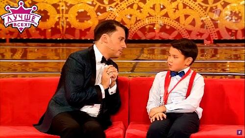Популярные казахстанские детки