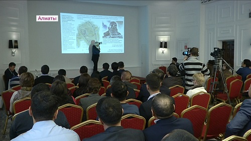 Автомобилизация Алматы достигла уровня выше среднеевропейского