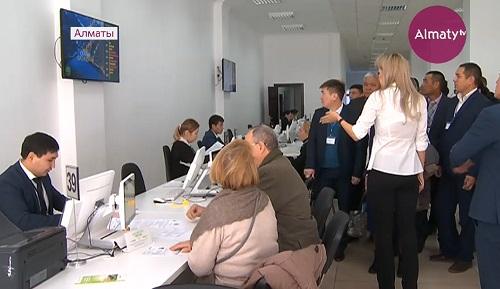 В мегаполисе ведется работа над созданием инновационного города Smart Almaty