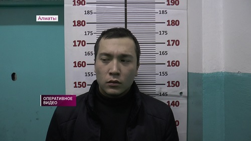 Серийных воров задержали в Алматы