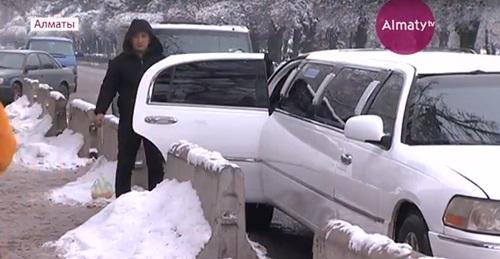 Роскошное такси: между Алматы и областью начал курсировать лимузин