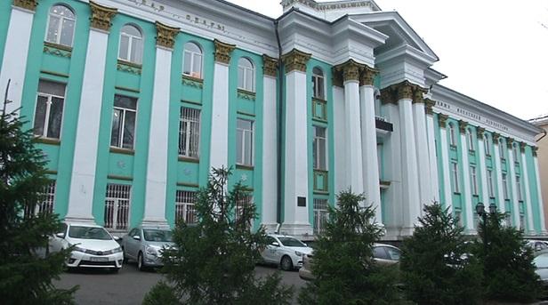 В Союзе писателей Казахстана новый председатель - Улугбек Есдаулет