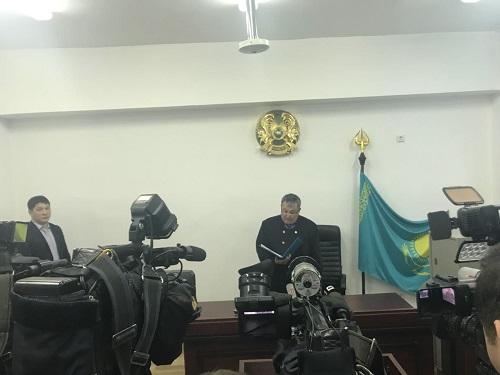 В Алматы вынесли приговор виновным по делу о пожаре в «Батутном центре»