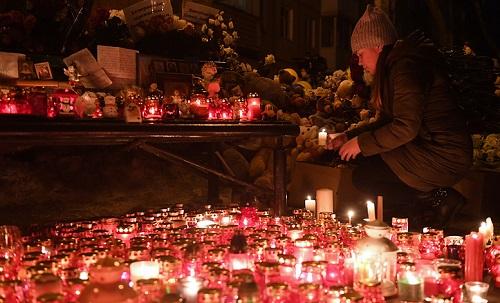 В торговом центре в Кемерово погиб 41 ребенок
