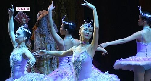 Мировые звезды балета приехали на фестиваль в Алматы