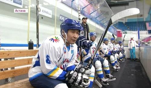 В тишине и без слов: казахстанские хоккеисты примут участие в ЧМ для слабослышащих