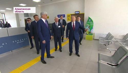 Назарбаев: Алаколь должен стать самым посещаемым местом в Казахстане