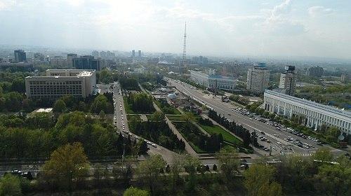 Сакральная карта Казахстана: площадь Республики