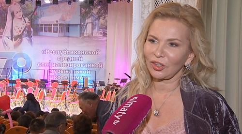 Праздник музыки: 70-летний юбилей отметила школа-интернат для одарённых детей имени Куляш Байсеитовой