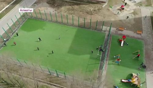ЮНИСЕФ: алматинские школьники предпочитают ТРЦ  детским площадкам