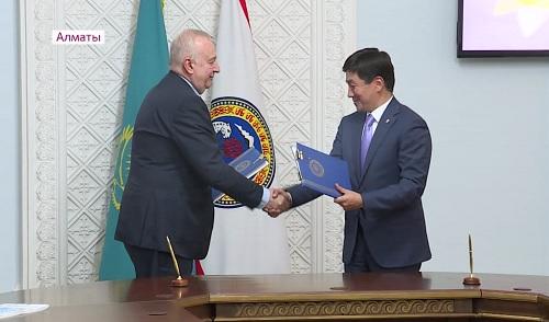 Акимат Алматы и ЮНИСЕФ подписали меморандум о поддержке детей и молодежи города