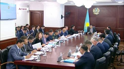Бакытжан Сагинтаев раскритиковал министров за неосвоение бюджета