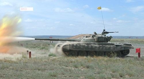 Броня крепка: казахстанские танкисты настроены на победу на международных армейских играх