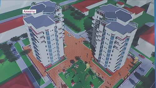 """Программа """"Ветхое жилье"""": в Алматы десятки семей получат новые квартиры"""
