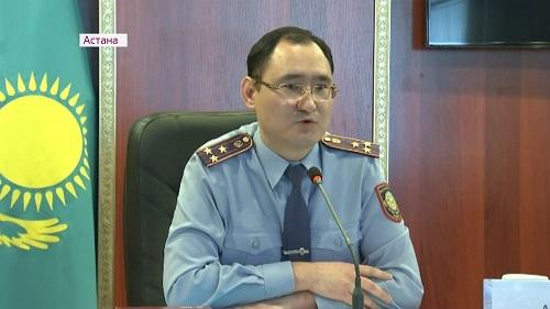 Внука Олжаса Сулейменова сбила дочь высокопоставленного полицейского
