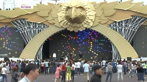 «Плов Pаrty», фестиваль «Эхо Азии» и фейерверк: в столице празднуют юбилей Астаны