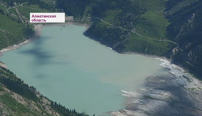 Мореные озера в горах Алматы под наблюдением