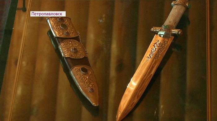Оружие Абылай хана и его жилище можно увидеть в Петропавловске
