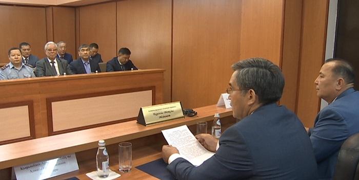 Первый следственный суд заработал в Алматы