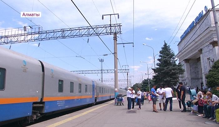 Пассажиры задержанных ж/д рейсов за компенсацией пока не обращались