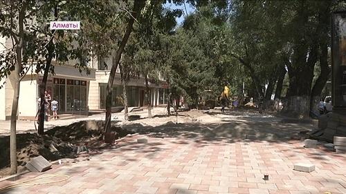 Сюрприз для горожан: в Алматы возрождают старые фонтаны