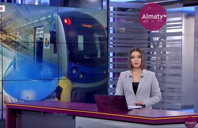 Новые станции метро в Алматы откроют в 2021 году