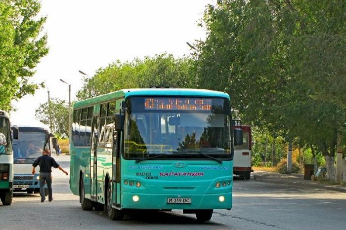 В Караганде пенсионерам отменили бесплатный проезд в автобусах