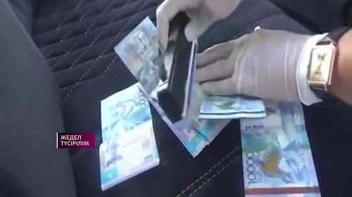 Казахстанские антикоррупционеры рассказали о громких задержаниях чиновников