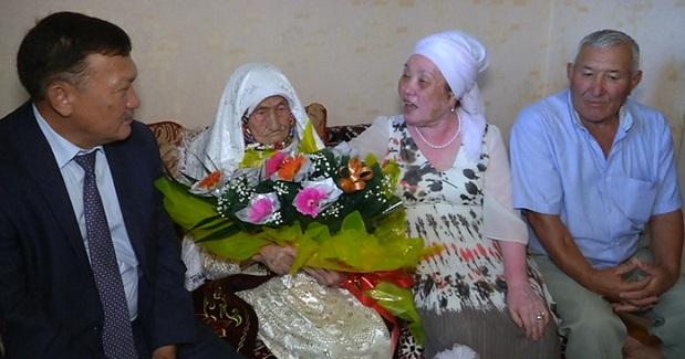 Особый юбилей: алматинка Асембала Молдыбекова собирается отметить 105-й день рождения