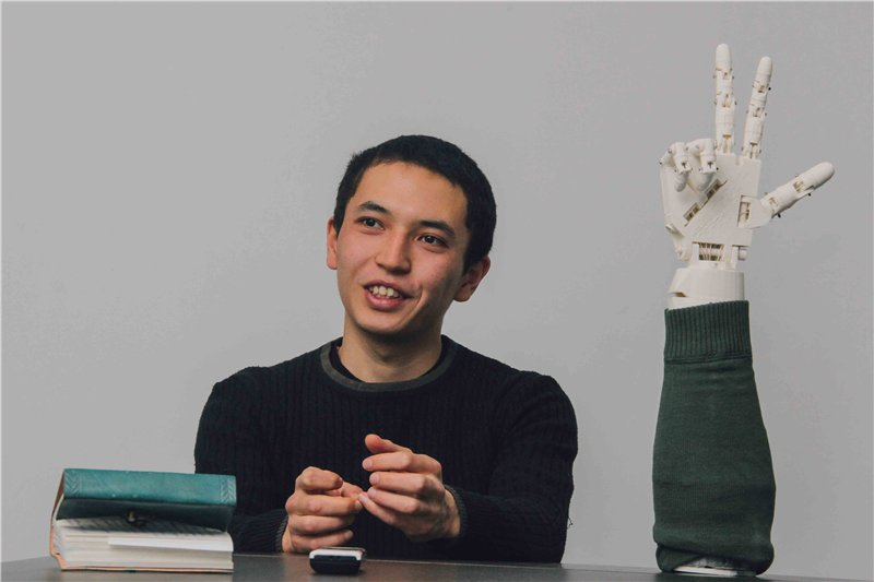 100 новых лиц казахстана: инженер-изобретатель Маулен Бектурганов