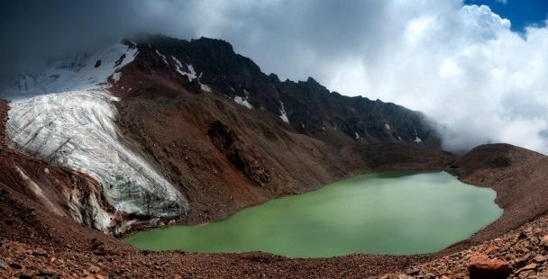 Моренные озера Алматы не угрожают