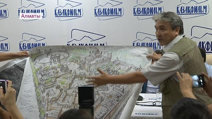 """Не имеющий аналогов в стране: на части бывшей территории """"Казахфильма"""" построят этнокультурный комплекс"""