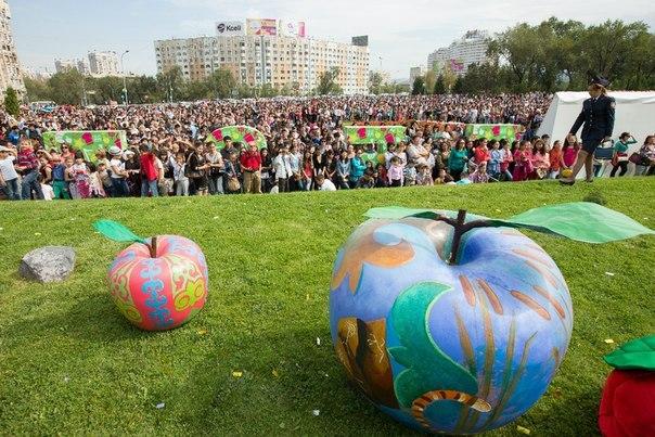 Анонс праздничных мероприятий в Алматы ко Дню города