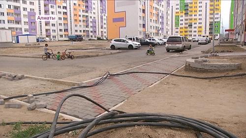 Коммунальные муки: жители м-на Алматы живут без газа, света и воды