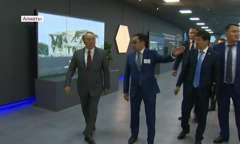 О развитии мегаполиса рассказал Президент РК во время визита в Алматы