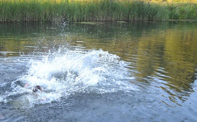 Актюбинцы продолжают купаться в водоемах, несмотря на закрытие сезона