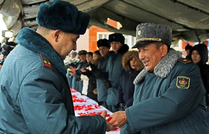 Число военных, получивших жилье, возросло в Казахстане
