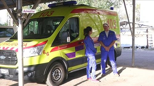 Стала известна личность агрессора, напавшего на водителя скорой помощи