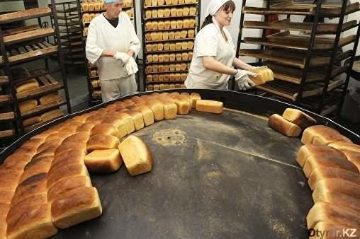 Неожиданно подорожал хлеб в магазинах Шымкента
