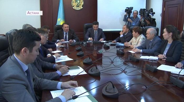 Сыбайлас жемқорлық агенттігі министрлерді қызметінен босатуды ұсынды