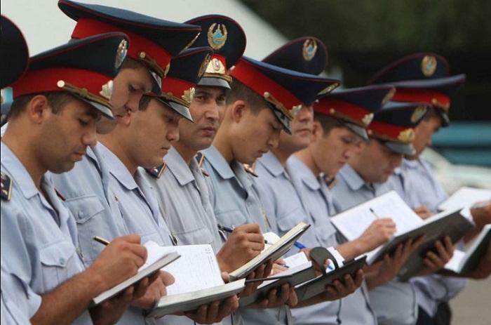 Недоработки и упущения: Работу казахстанских полицейских обсудили в кабмине